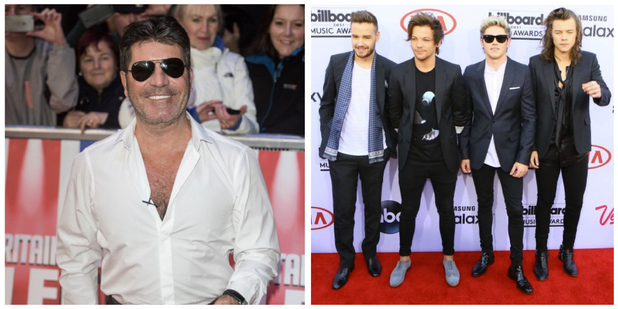 Simon Cowell, says One Direction will deliver more solo projects, March 2016