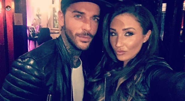 Megan Mckenna and Pete Wicks attend a towie pub quiz for their 200th episode. 10 March 2016.