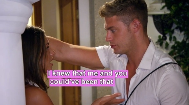Ashleigh Defty breaks down over relationship with Scotty T, Ex On The Beach 9 March
