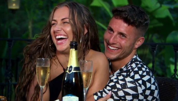 Ashleigh Defty and James Moore, Ex On The Beach 9 March