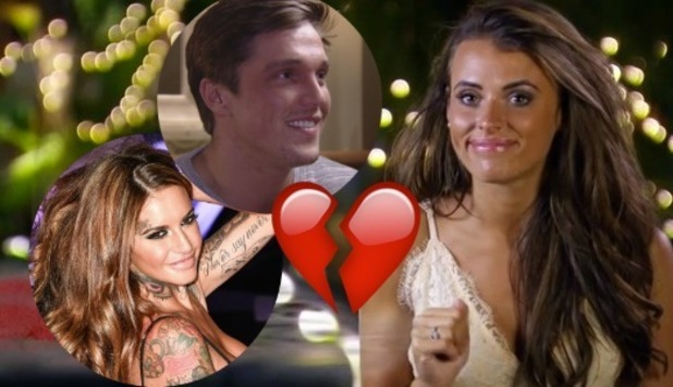 Nancy-May Turner, Lewis Bloor and Jemma Lucy love triangle rumours 7 March