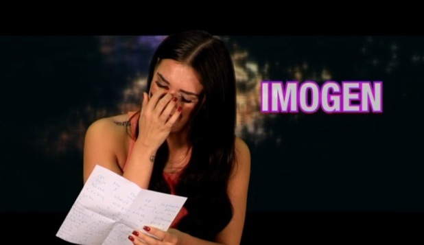 Imogen Townley needs closure from ex Deano Baily, Ibiza Weekender 6 March