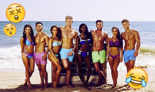 Ex On The Beach, off camera moments 8 March