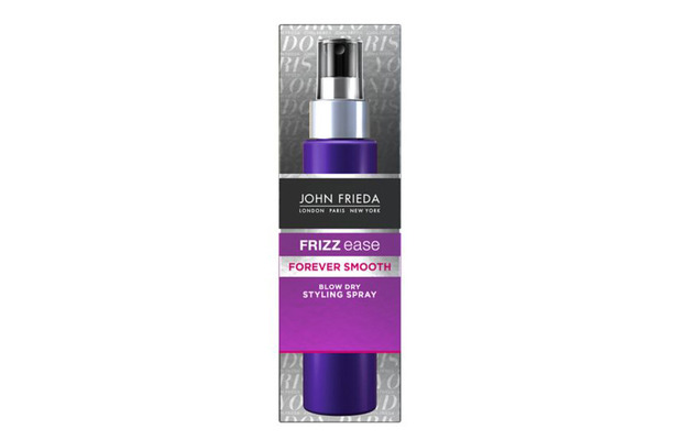 John Frieda Forever Smooth Blow-Dry Styling Spray £7.99, 7th March 2016
