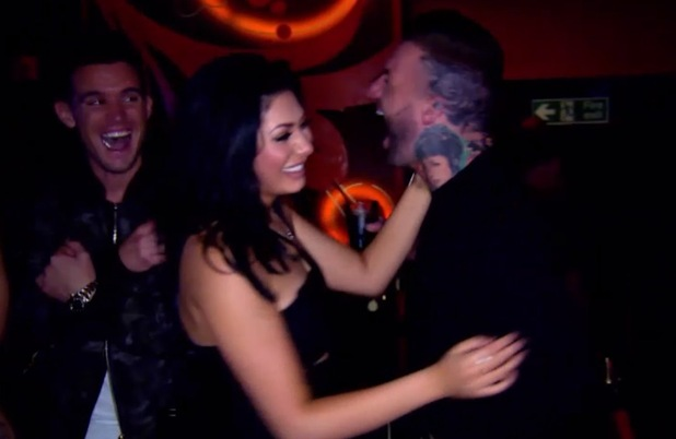 Chloe Ferry ignores Scotty T, Geordie Shore Series 12, Episode 1 7 March