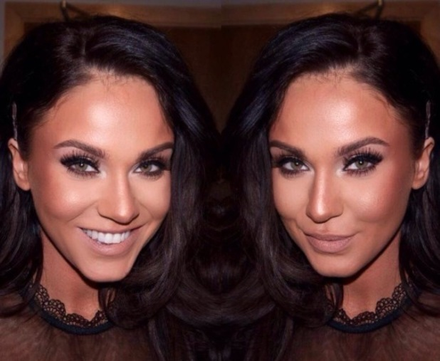 Vicky Pattison's Make-up artist Lo Dias shares glow-y beauty look on Instagram 9th March 2016