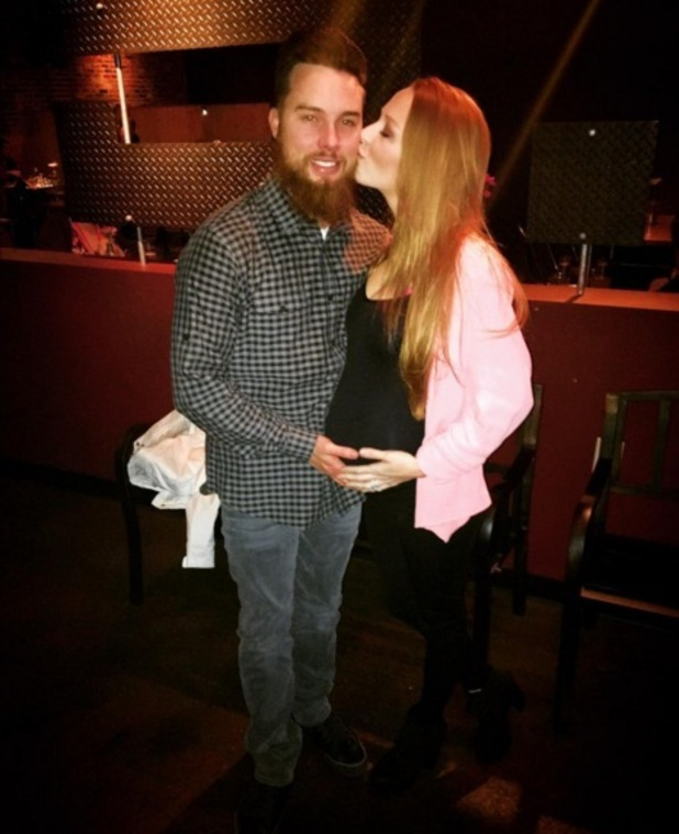 Maci Bookout and fiance Taylor McKinney expecting third child February 2016