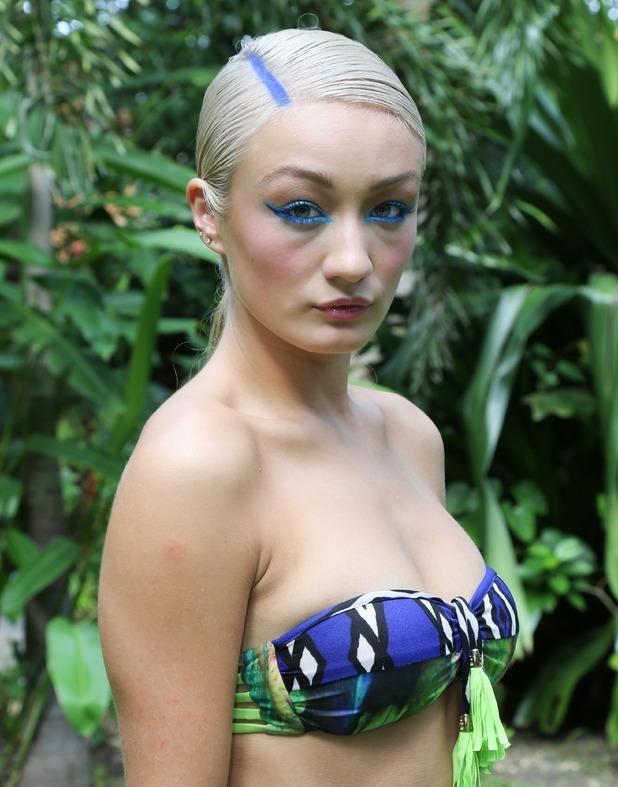 Britain's Next Top Model episode 6: Bethan. Episode 9 - semi final. TX: March 2016.
