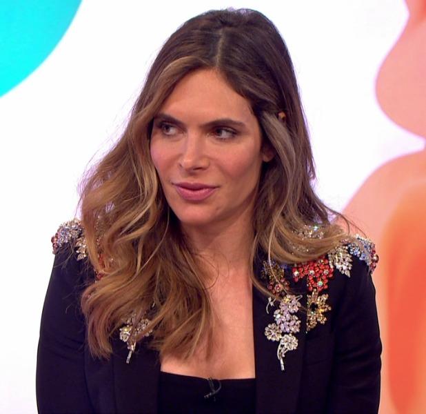 Ayda Field talks about starring in 'Fresh Meat' alongside Jack Whitehall on 'Loose Women'. Broadcast on ITV1HD