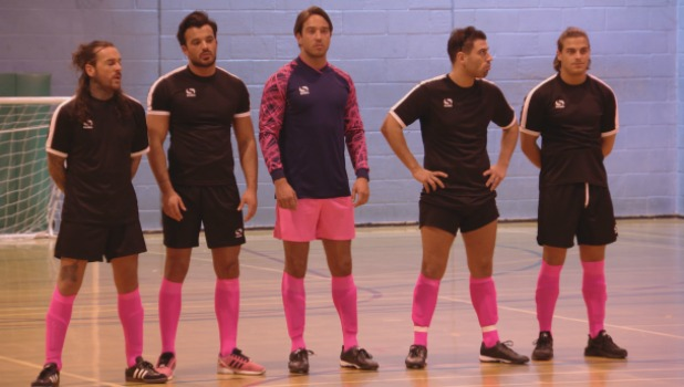 TOWIE Series 17, Episode 4. Airs 9 March 2016 Boys playing football