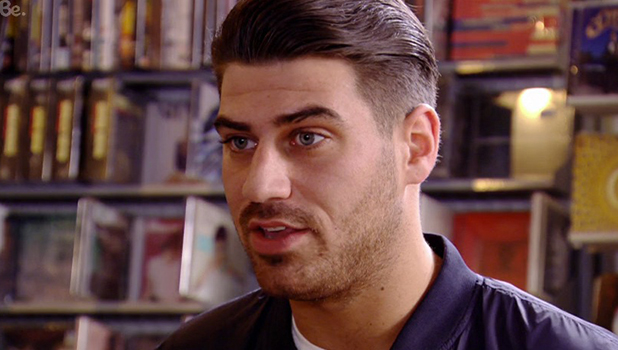 TOWIE Series 17, Episode 3: Jon Clark talks about Hannah Elizabeth 6 March 2016