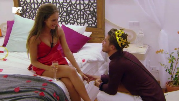 Ex On The Beach Series 4, Episode 8 Finale: Jordan proposes to Megan 8 March 2016
