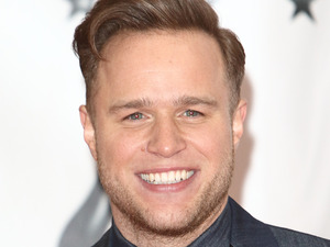Olly Murs at the BRIT Awards 2016 at the O2 Arena, London - 25 February 2016.