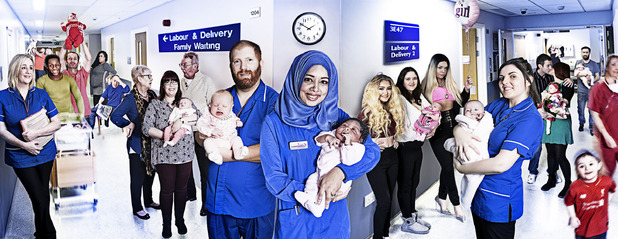 One Born Every Minute, Tue 22 Mar