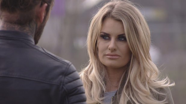 TOWIE: Danni makes a confession to Pete. 16 March 2016.