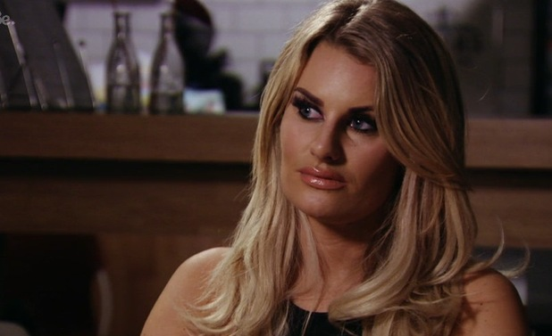 Danielle Armstrong tells James Lock she has doubts over split, TOWIE 16 March