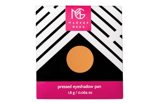 Makeup Geek Eyeshadow in Chickadee, 14th March 2016