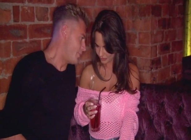 Chantelle Connelly and Scotty T, Geordie Shore Series 12, Episode 1 15 March