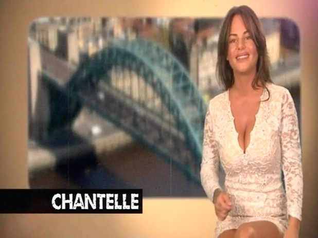 Chantelle Connelly, Geordie Shore Series 12, Episode 1 15 March
