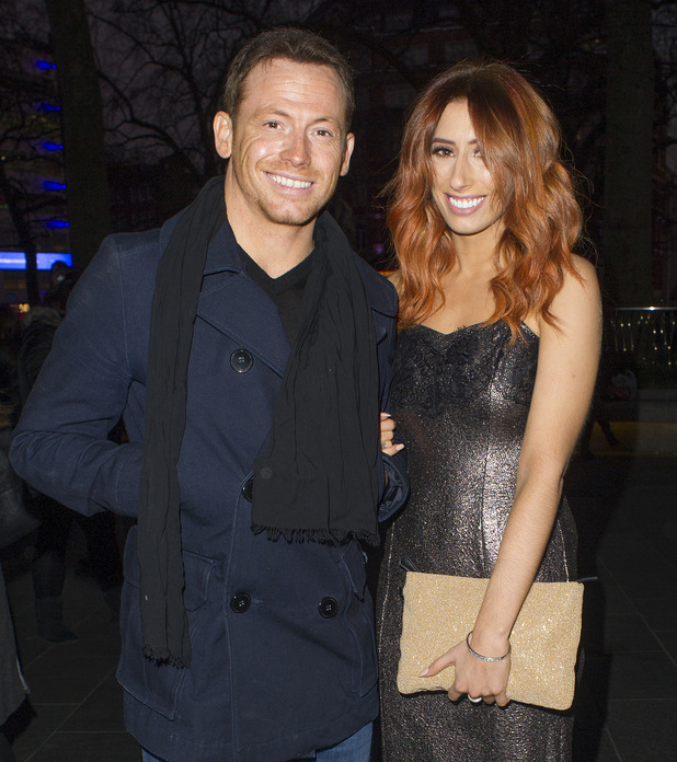 Stacey Solomon and Joe Swash at Game of Thrones: Hardhome - special screening - at Empire, Leicester Square, London. 14 March 2016.