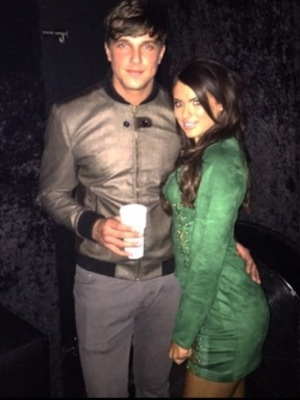 Nancy-May Turner and Lewis Bloor, LuXe Essex 22 March