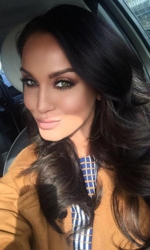 Vicky Pattison selfie, Instagram 14 March
