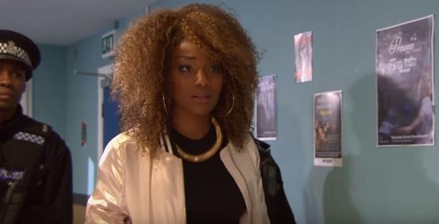 X Factor star Rachel Adedeji joins Hollyoaks as the real Lisa Loveday.