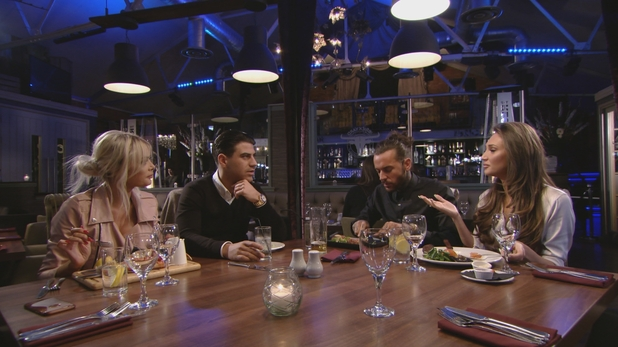 TOWIE Series 17, Episode 9 Pete and Megan on a date with Chloe and Jon