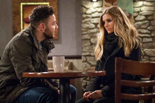 Emmerdale, Adam tells Holly off, Thu 24 Mar
