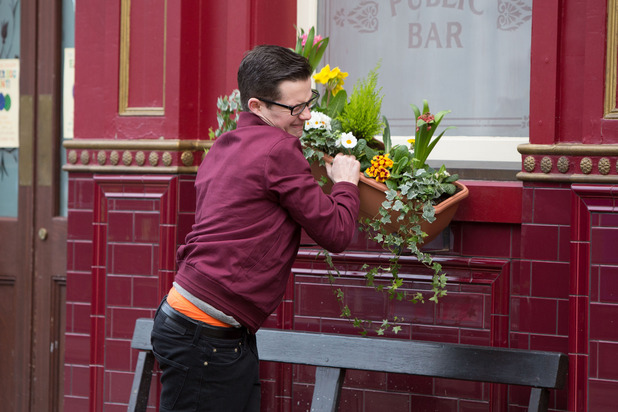 EastEnders, Ben distraught, Mon 28 March