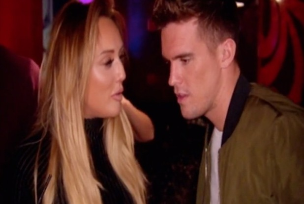 Charlotte Crosby and Gaz Beadle, Geordie Shore Series 12, Episode 2 22 March