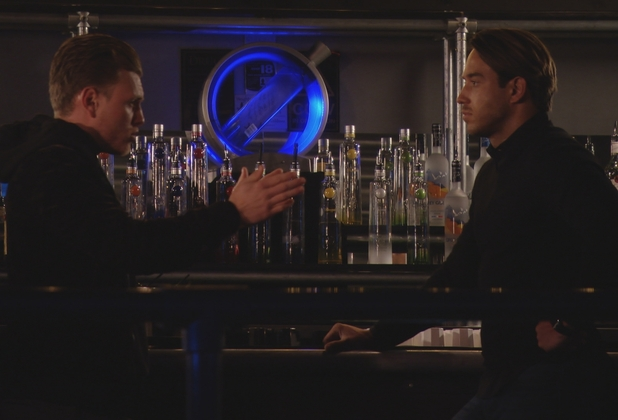 TOWIE Series 17, Episode 9 Tommy and Lockie talk