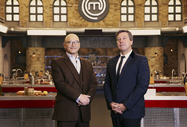 MasterChef, Gregg Wallace, John Torode, Wed 23 Mar