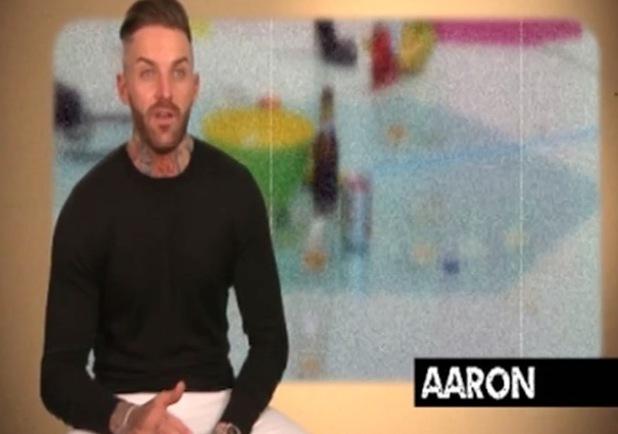 Aaron Chalmers, Geordie Shore Series 12, Episode 2 22 March