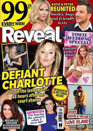Reveal Magazine issue 12, 26 March to 1 April 2016 Cover