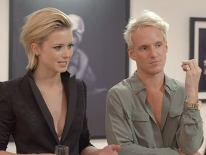 Made In Chelsea: series 11 trailer. Jamie and newcomer Olivia. 30 March 2016.
