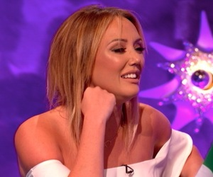 Charlotte Crosby cries about Gaz Beadle on Celebrity Juice, ITV 30 March
