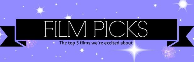 Reveal film picks banner.