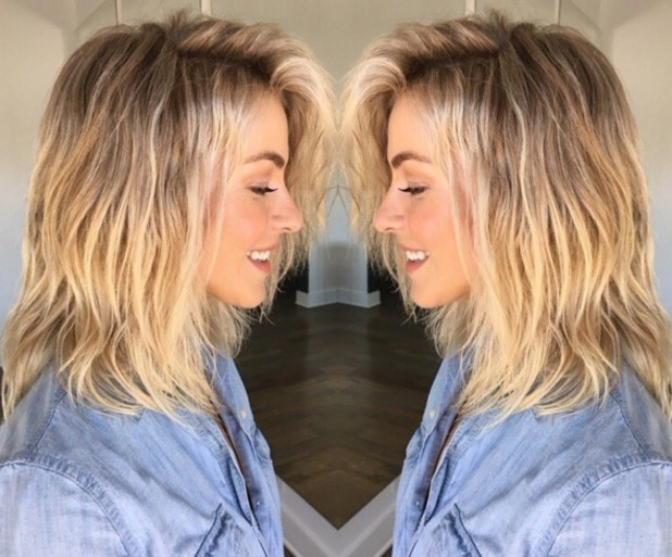 Julianne Hough Gets A Perm And Dare We Say It We Want