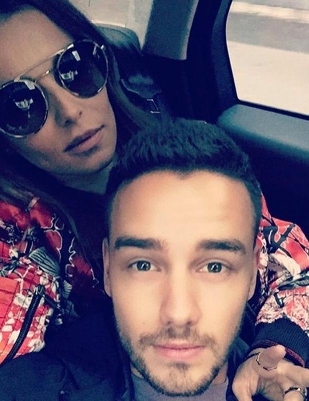 Liam Payne and Cheryl Fernandez-Versini, Instagram, 2016