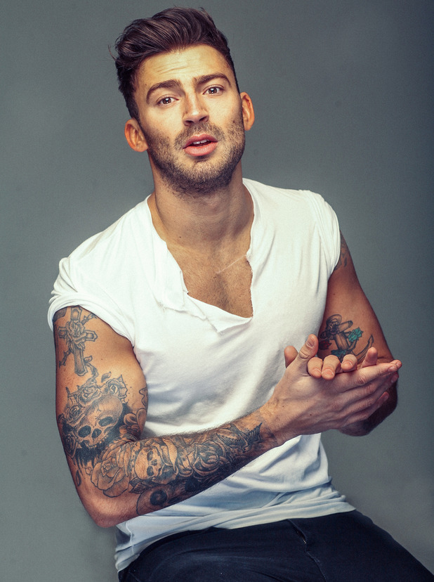 Jake Quickenden signs with MOT Models modelling agency 30 March