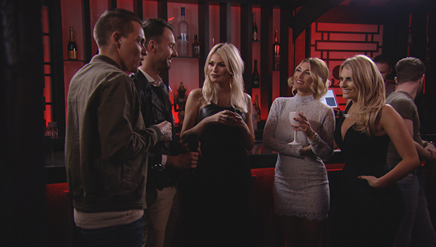 TOWIE Series 17, Episode 10 Bobby introduces Chris to the girls