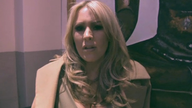 TOWIE's Kate Wright talks to official website about Chloe and Courtney 31 March 2016