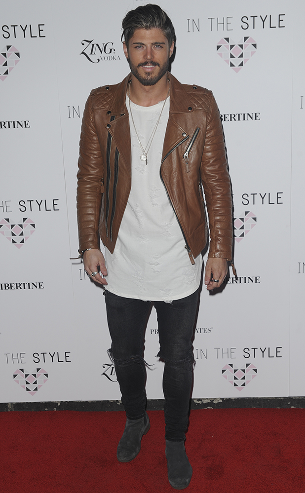 In The Style Spring Summer Launch Sam Reece 31 March 2016