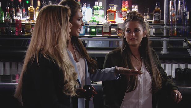 TOWIE Series 17, Episode 10 Megan McKenna is unhappy