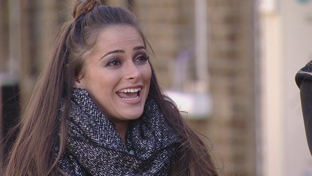 TOWIE Series 17, Episode 10 Courtney talks to Kate