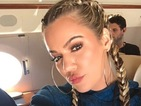 Khloe Kardashian's shares her top tip for flawless nails - and it's pretty genius