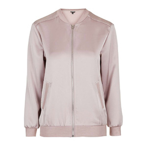Topshop Bomber Jacket, Pink, £49, 7th March 2016