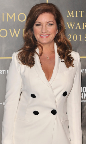 Karren Brady at the Music Industry Trusts Award in aid of Nordoff Robbins and the BRIT Trust held at the Grosvenor House. 2 November 2015.