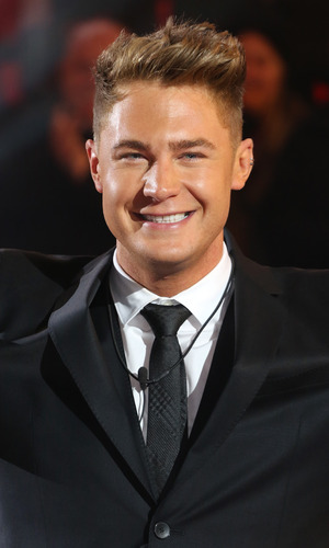Scotty T - Celebrity Big Brother' 2016 Final. 5 February 2016.
